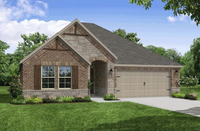 Move In Ready New Home In Devonshire Community