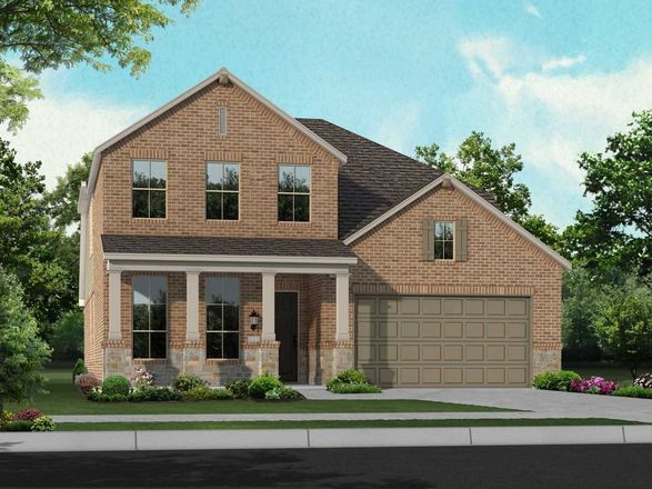 Move In Ready New Home In Devonshire: 50ft. lots Community
