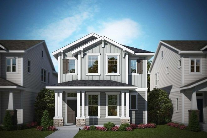 Move In Ready New Home In Gold Hill Mesa Community