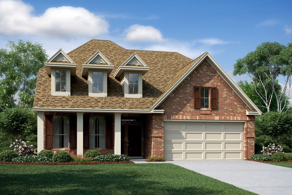 Move In Ready New Home In Bayou Lakes Community