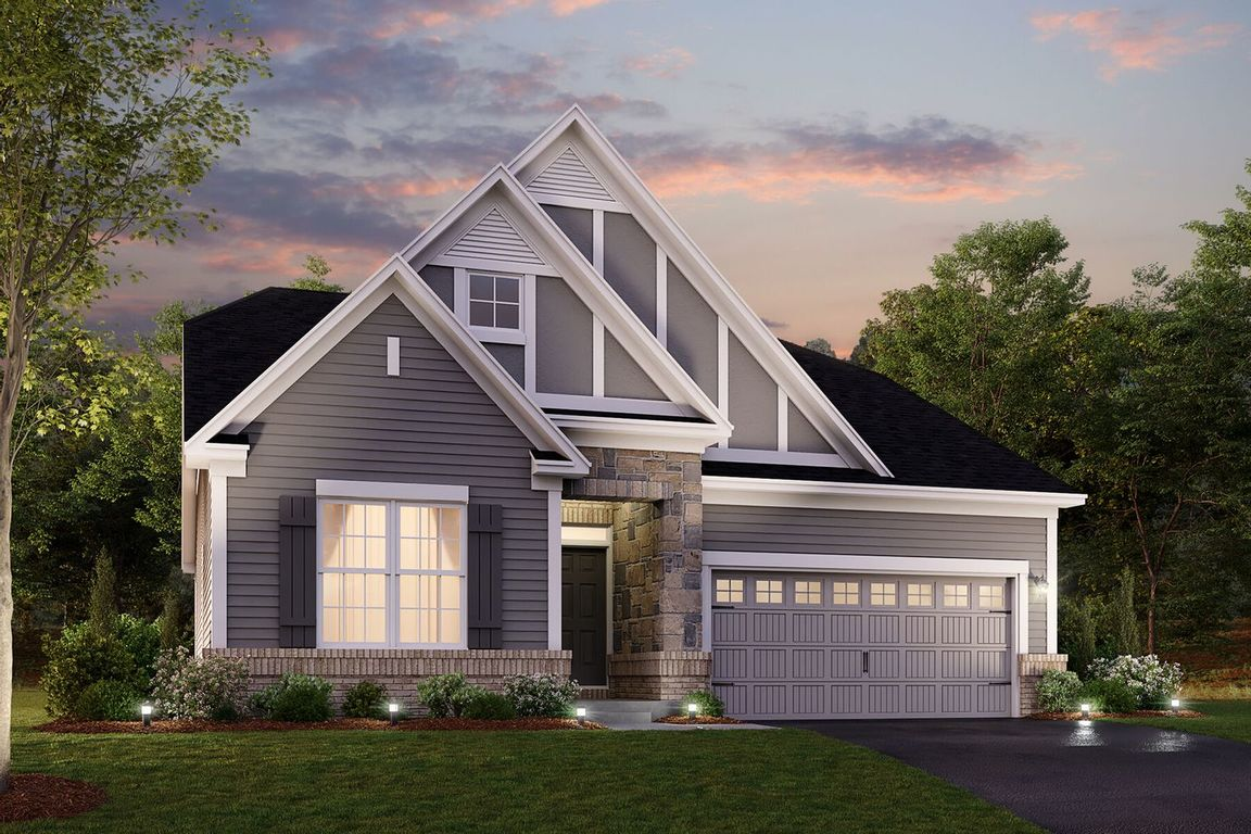 Move In Ready New Home In Legacy at Hunter's Run Community
