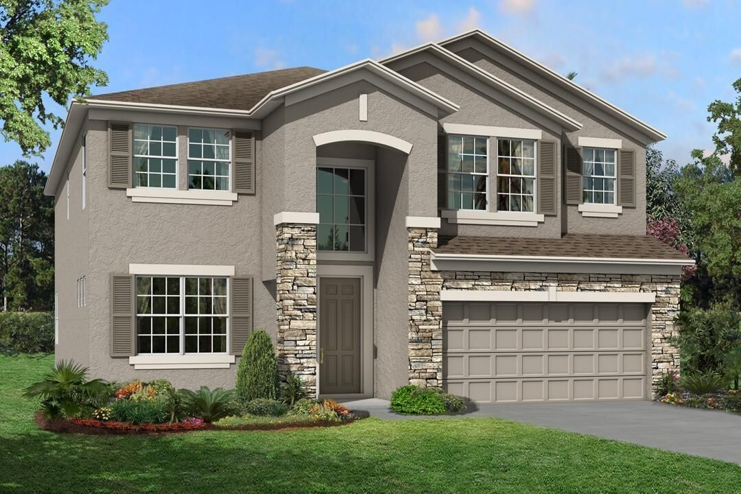 Ready To Build Home In Cedarbrook Community