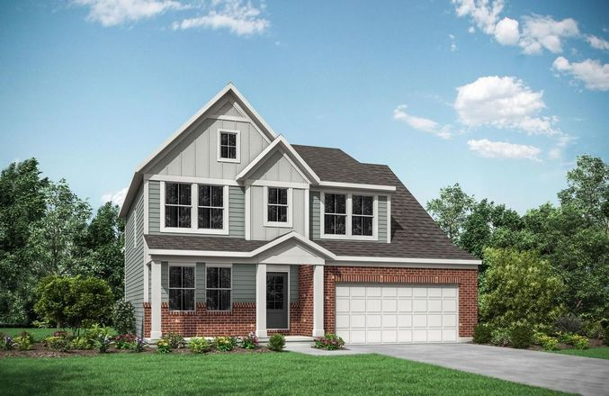 Move In Ready New Home In Stonewater Community