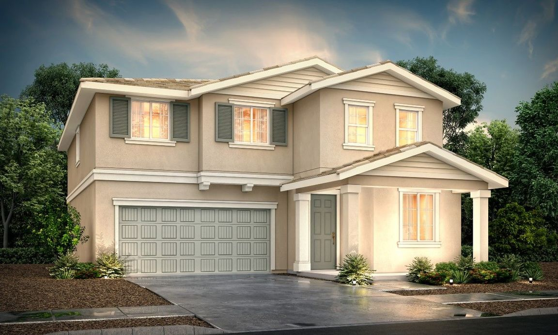 Move In Ready New Home In Mesa Verde Community