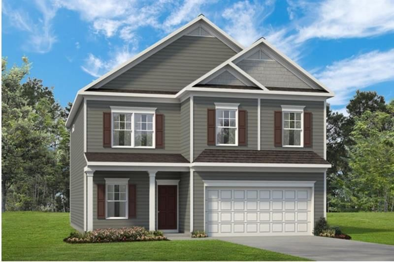 Move In Ready New Home In Hastings Manor Community