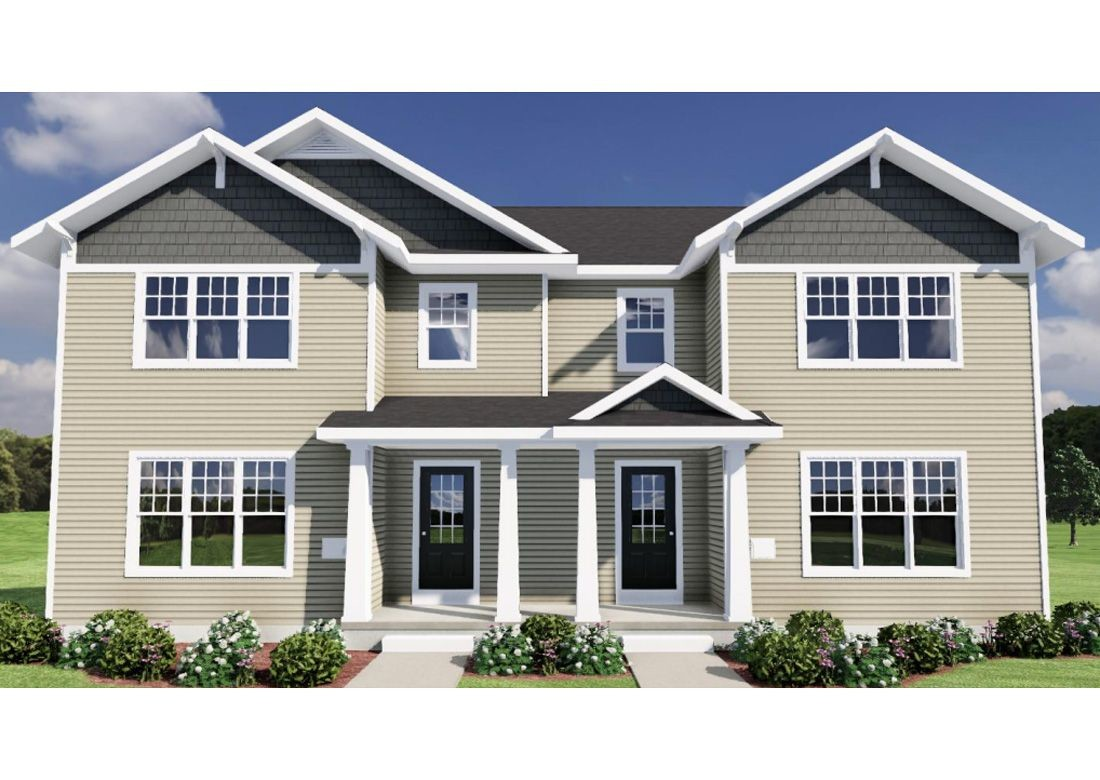 Move In Ready New Home In Grandview Commons Northeast Community