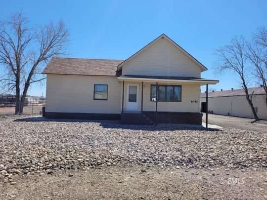 Updated 1-Bedroom House In Miles City
