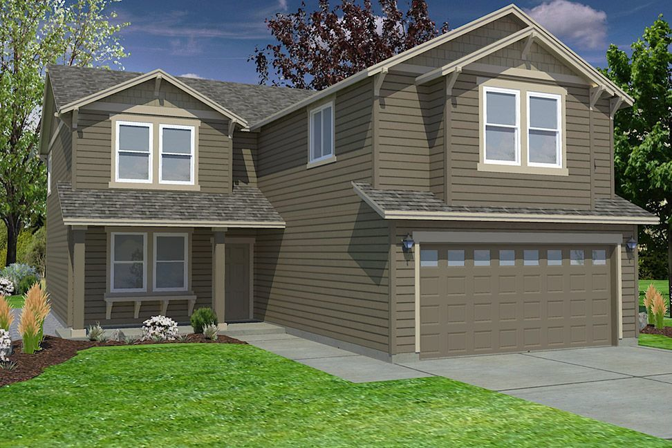 Move In Ready New Home In Kingview Estates Community
