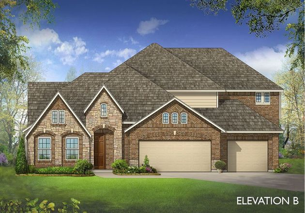 Move In Ready New Home In Fox Hollow Community