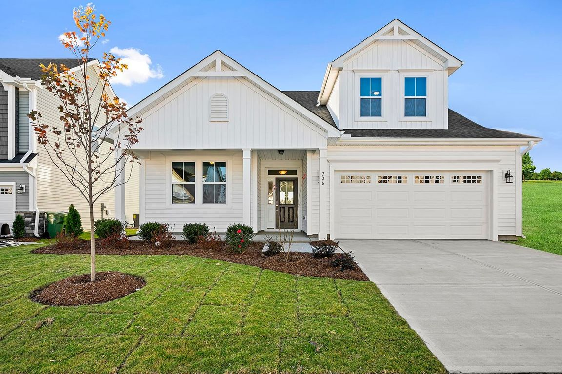Move In Ready New Home In Bent Tree Community