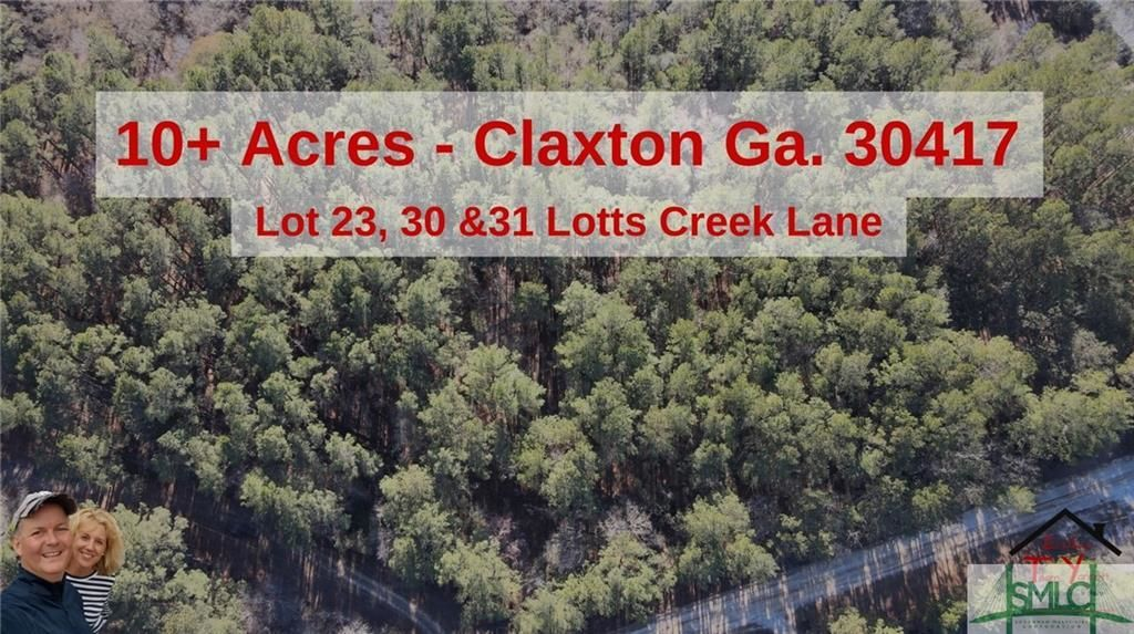 Lot In Claxton
