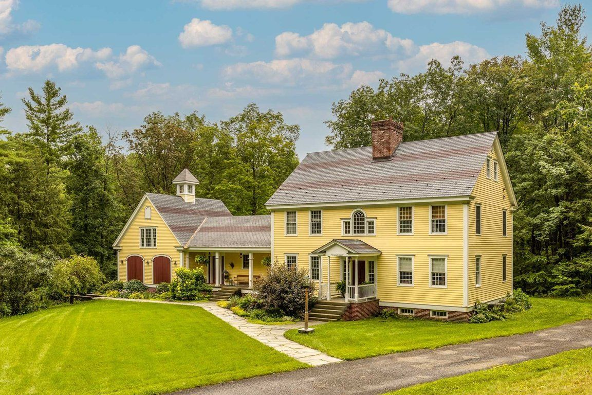 Reclaimed 3-Bedroom House In Old Chatham