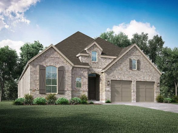 Move In Ready New Home In Cross Creek Ranch Community