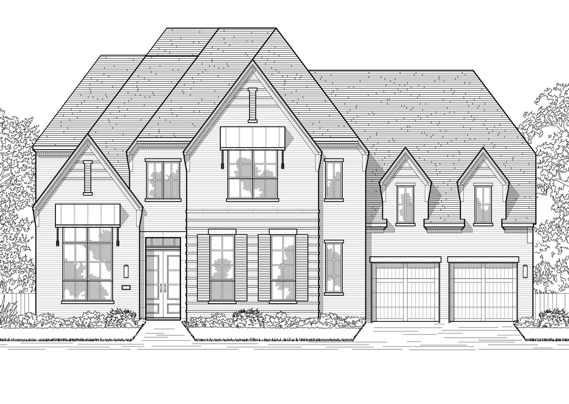 Move In Ready New Home In Cane Island: 80ft. lots Community
