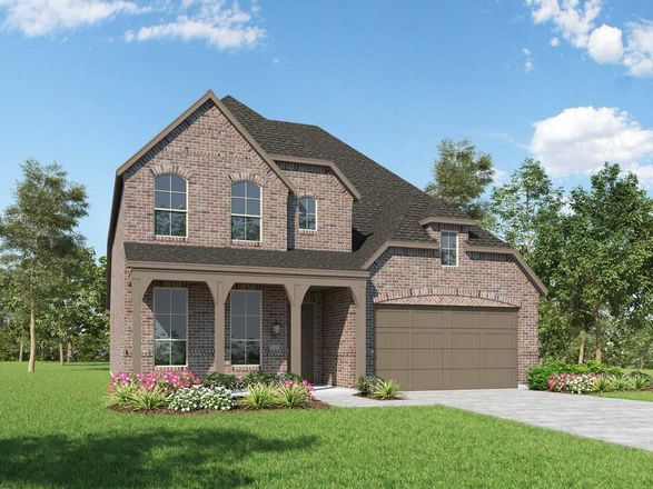 Move In Ready New Home In Fulbrook on Fulshear Creek: 50ft. lots Community