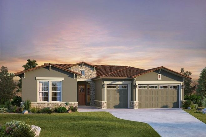 Move In Ready New Home In Sierra at Alamar Community