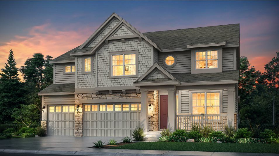 Move In Ready New Home In Willow Bend - The Grand Collection Community