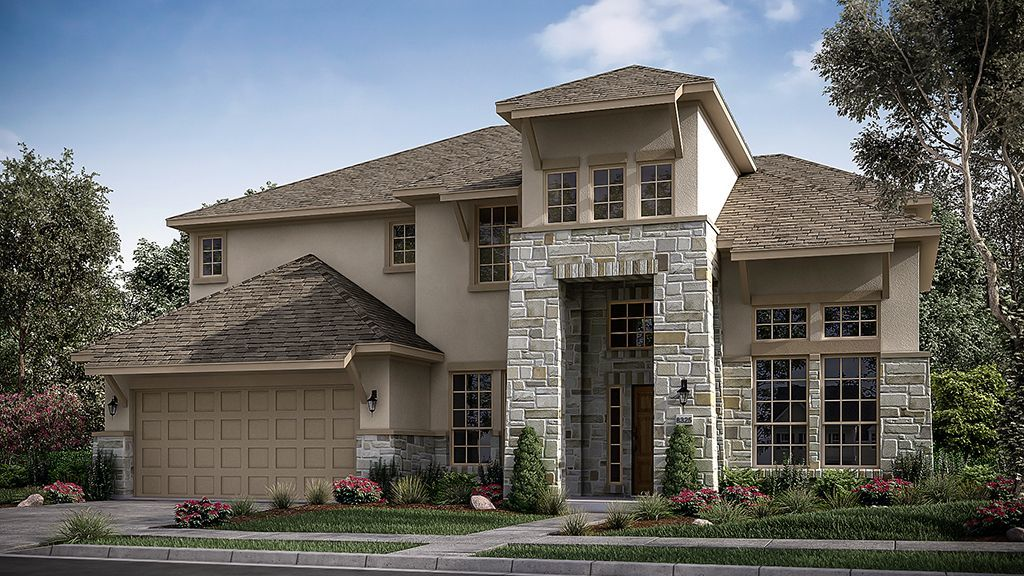 Move In Ready New Home In Sweetwater 65s Community
