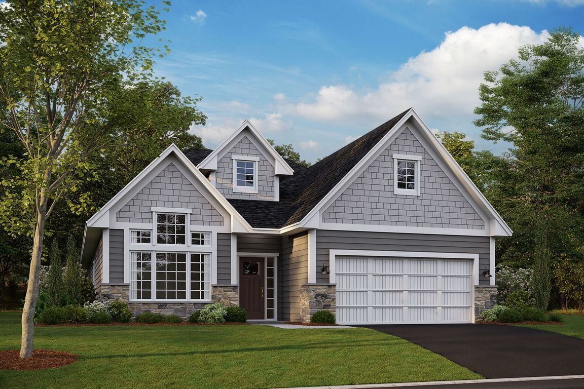 Move In Ready New Home In Rice Lake Reserve Community