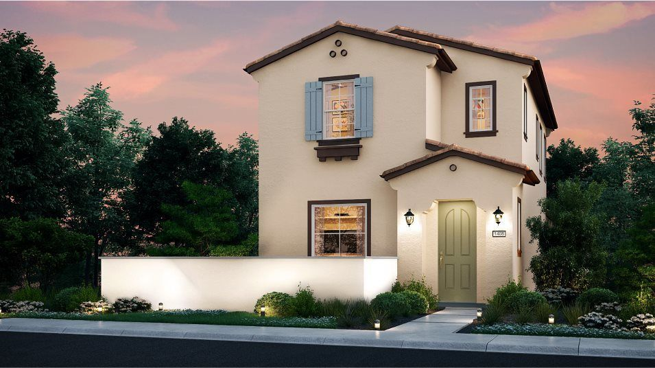 Move In Ready New Home In Sausalito Walk at Campus Oaks Community
