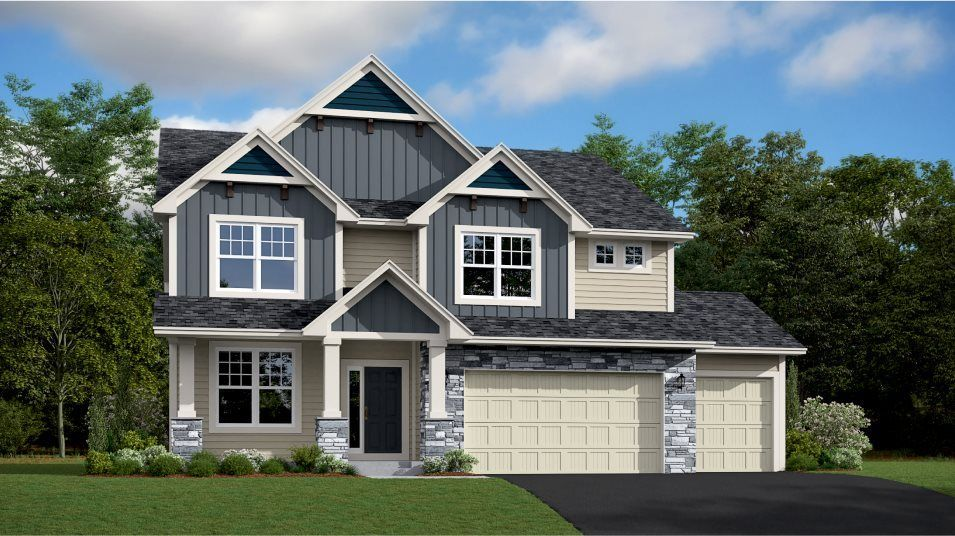 Move In Ready New Home In Bridlewood Farms - Landmark Collection Community