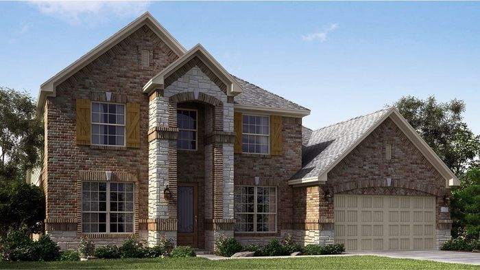 Move In Ready New Home In Jordan Ranch - Vista Collection Community