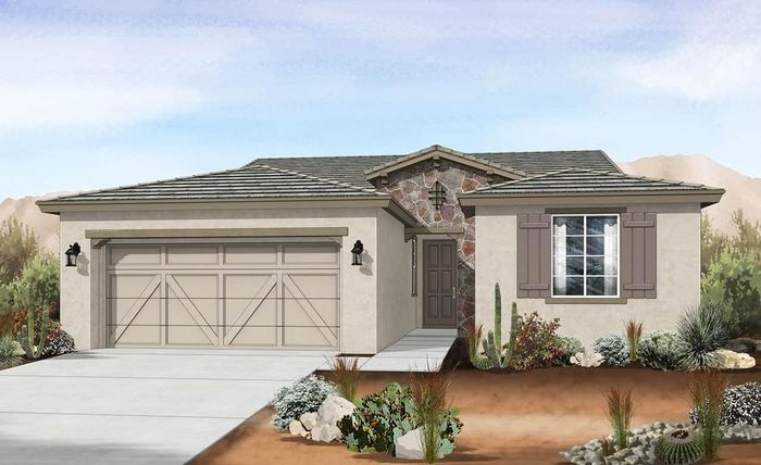 Move In Ready New Home In Villagio at Alamar Community
