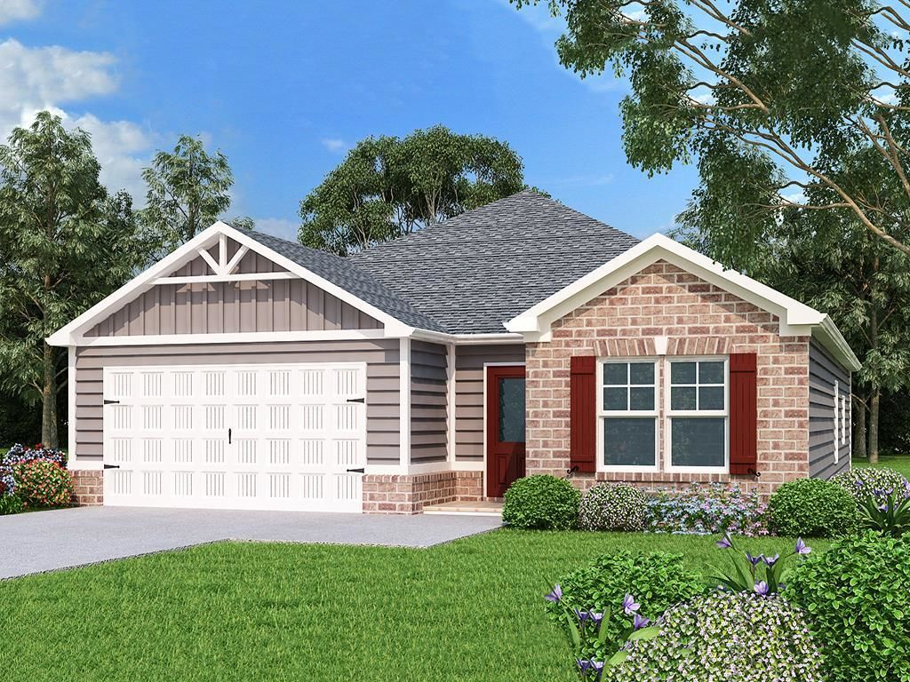 Move In Ready New Home In Martingale Meadows Community