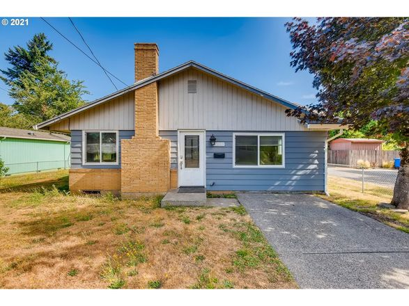 1444 SqFt House In Parkrose Heights