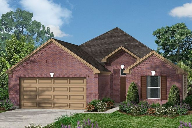 Ready To Build Home In Lakewood Pines Preserve Community