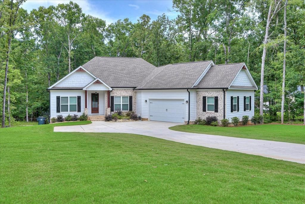 3-Bedroom House In Lincolnton