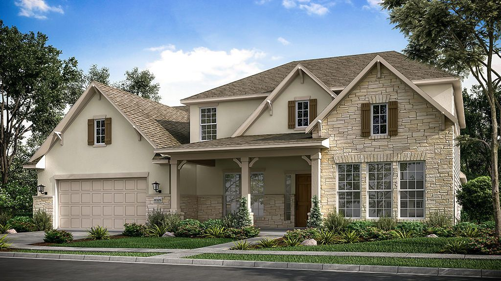 Move In Ready New Home In Traditions at Vizcaya Community