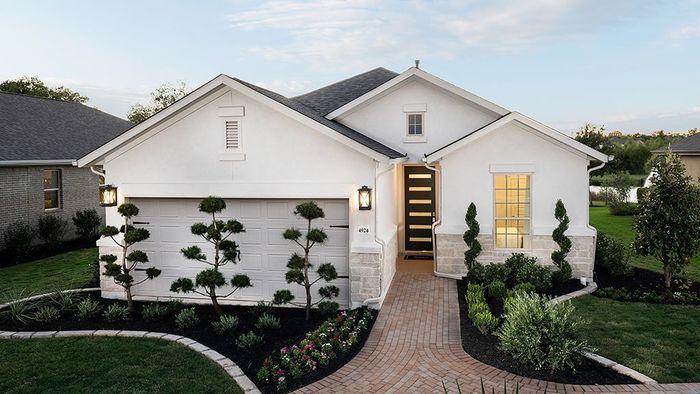 Ready To Build Home In Heritage at Vizcaya Landmark Series - Age Restricted 55+ Community