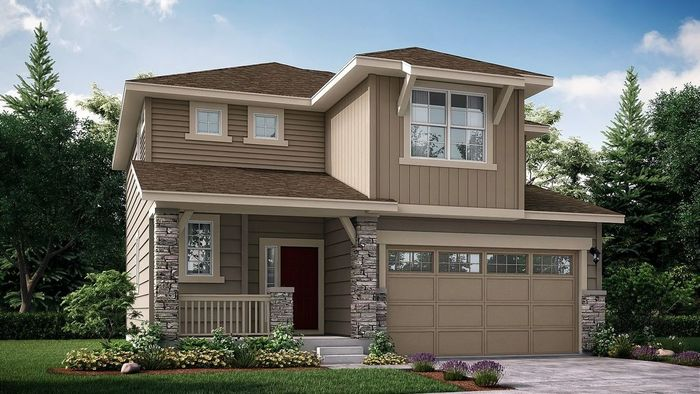 Move In Ready New Home In Wyndham Hill - The Pioneer Collection Community
