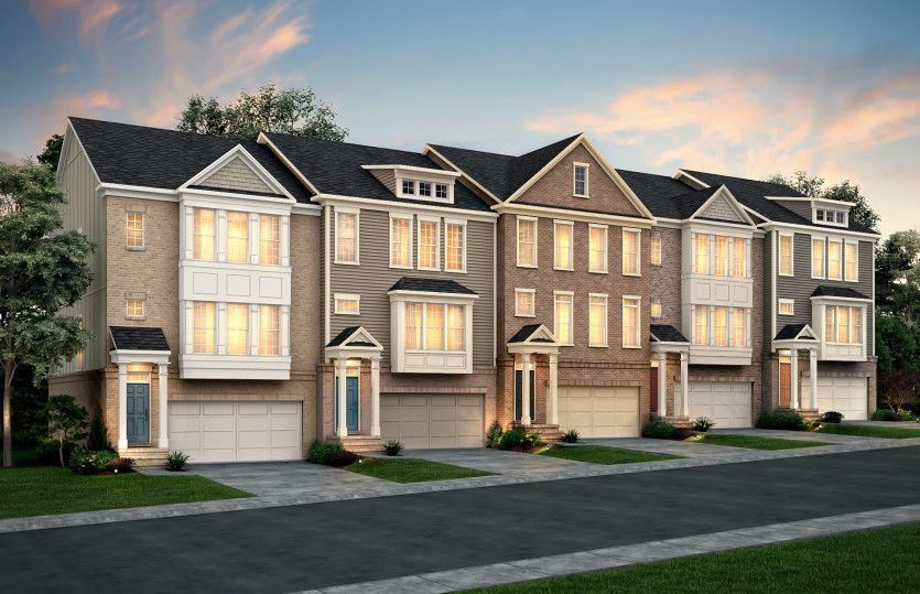 Move In Ready New Home In Northmark Community