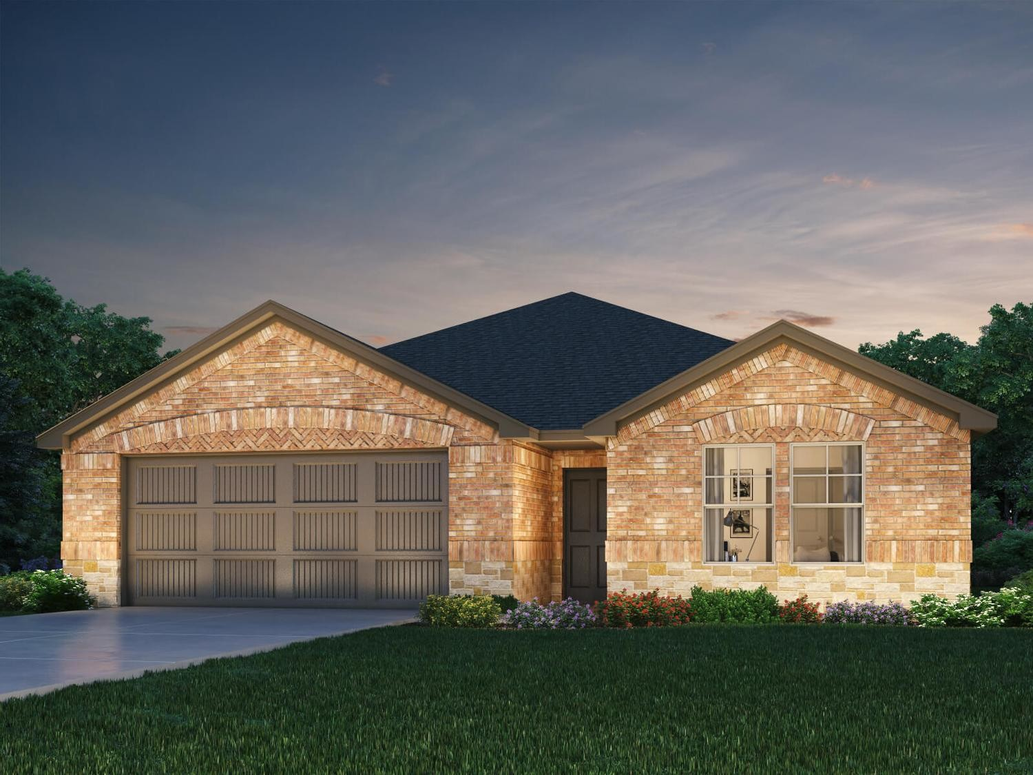 Move In Ready New Home In Deerbrooke Community