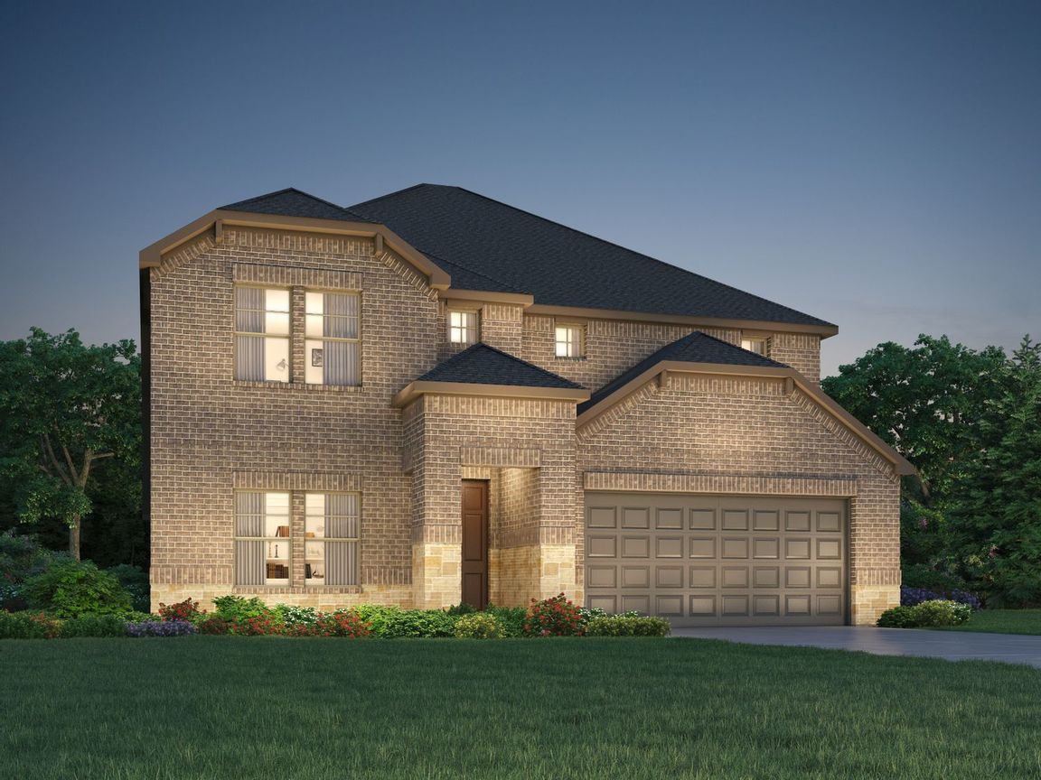 Move In Ready New Home In Brookside Community