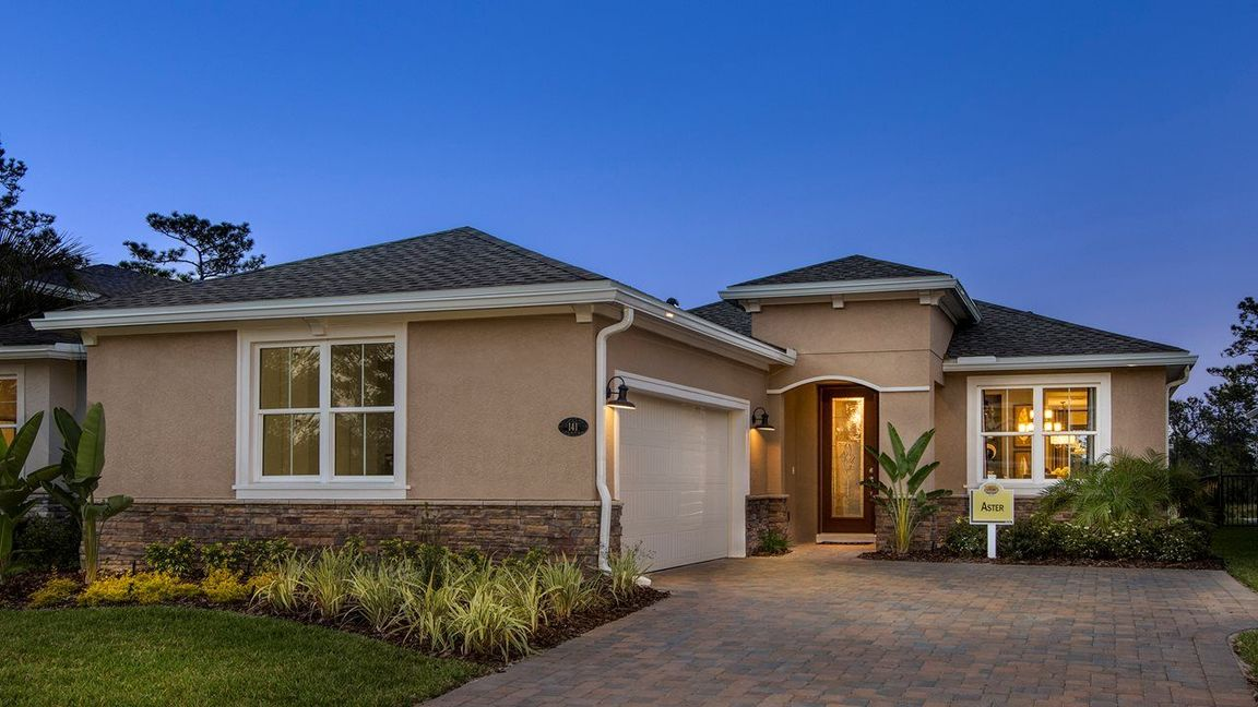Move In Ready New Home In Cresswind at Victoria Gardens Community