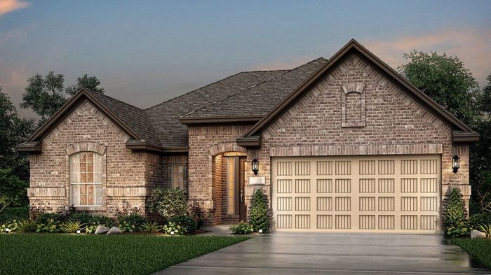 Move In Ready New Home In Dellrose - Fairway Collections Community