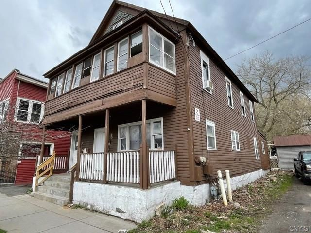 2-Story Multi-Family Home In Cortland