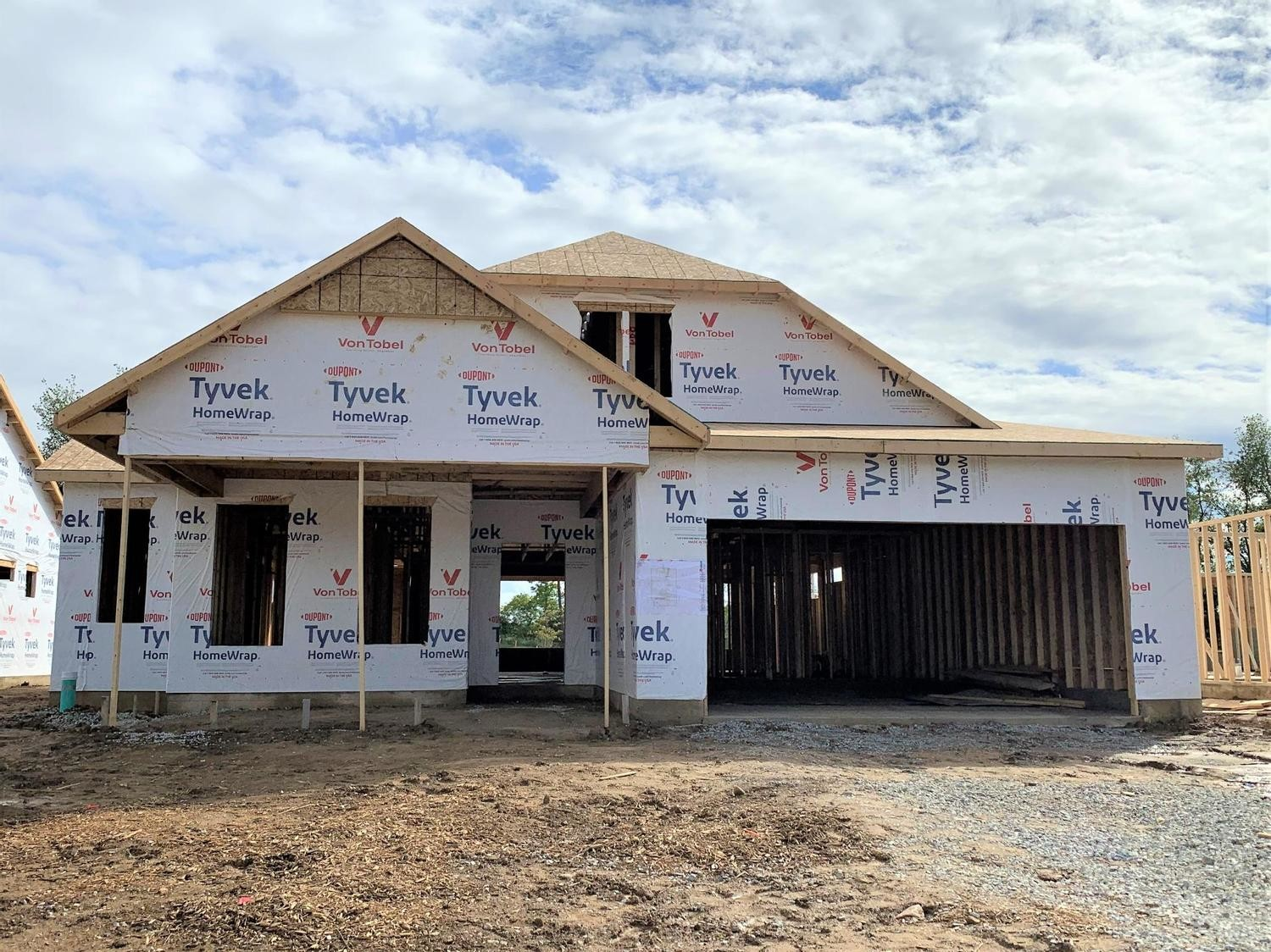 Move In Ready New Home In Hawthorne East Community