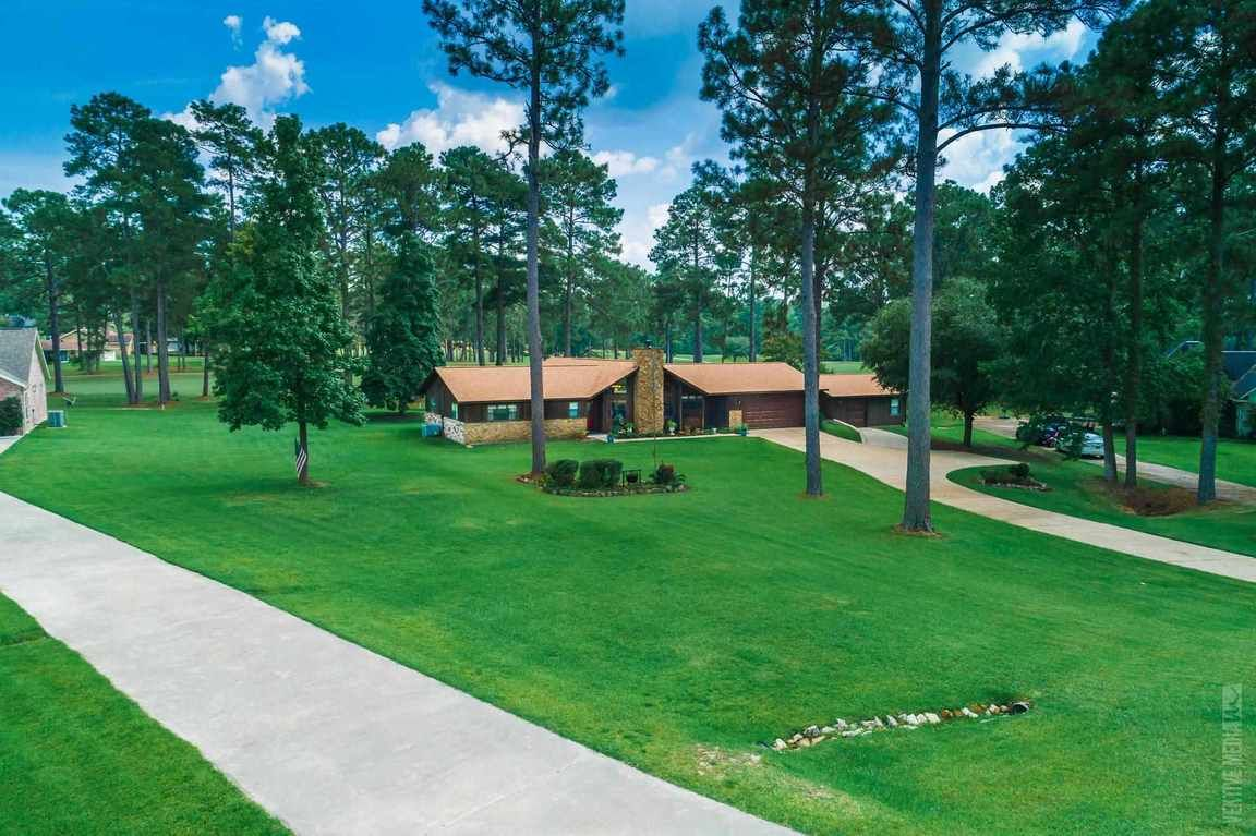 3-Bedroom House In Rayburn Country