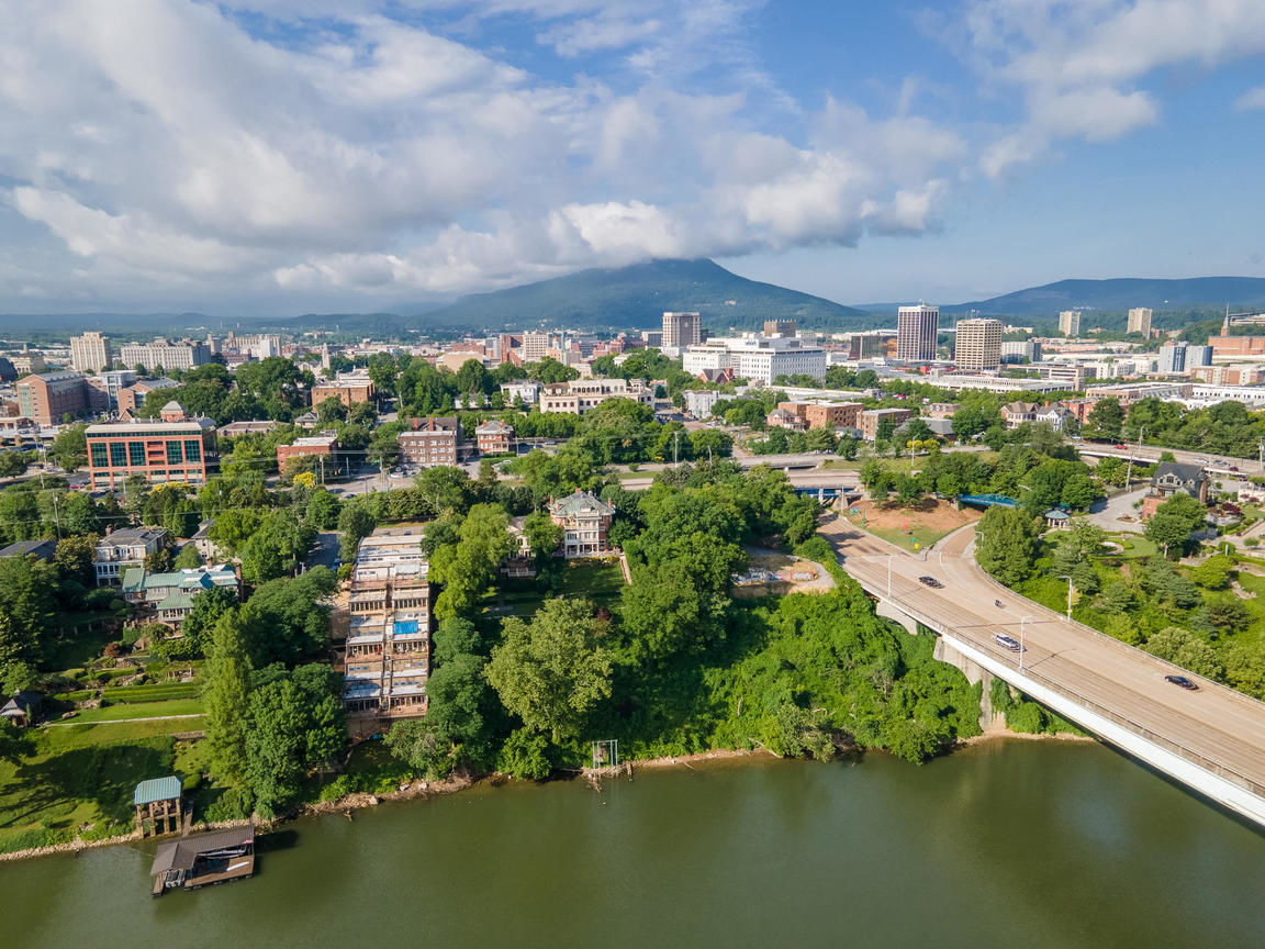 Lot In Downtown Chattanooga