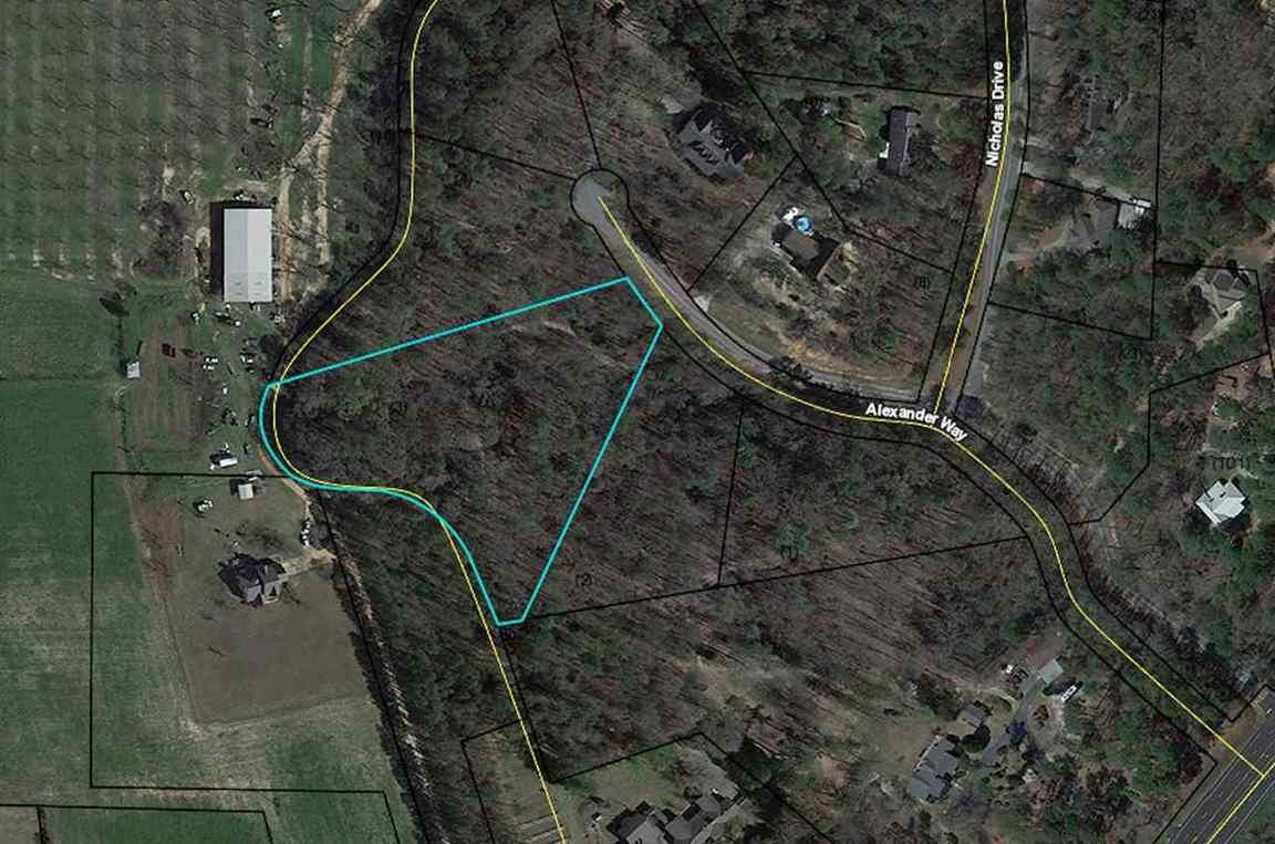 Lot In Fort Valley