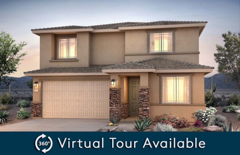 Move In Ready New Home In Stonehaven Community