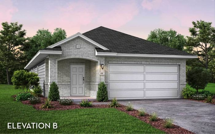 Move In Ready New Home In Windrow Community