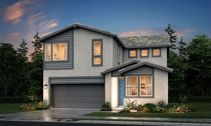 Ready To Build Home In Reflections at Poppy Lane Community