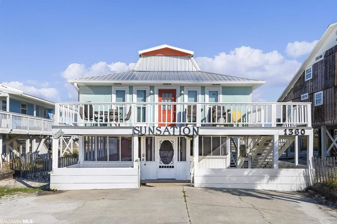 1628 SqFt House In Gulf Shores