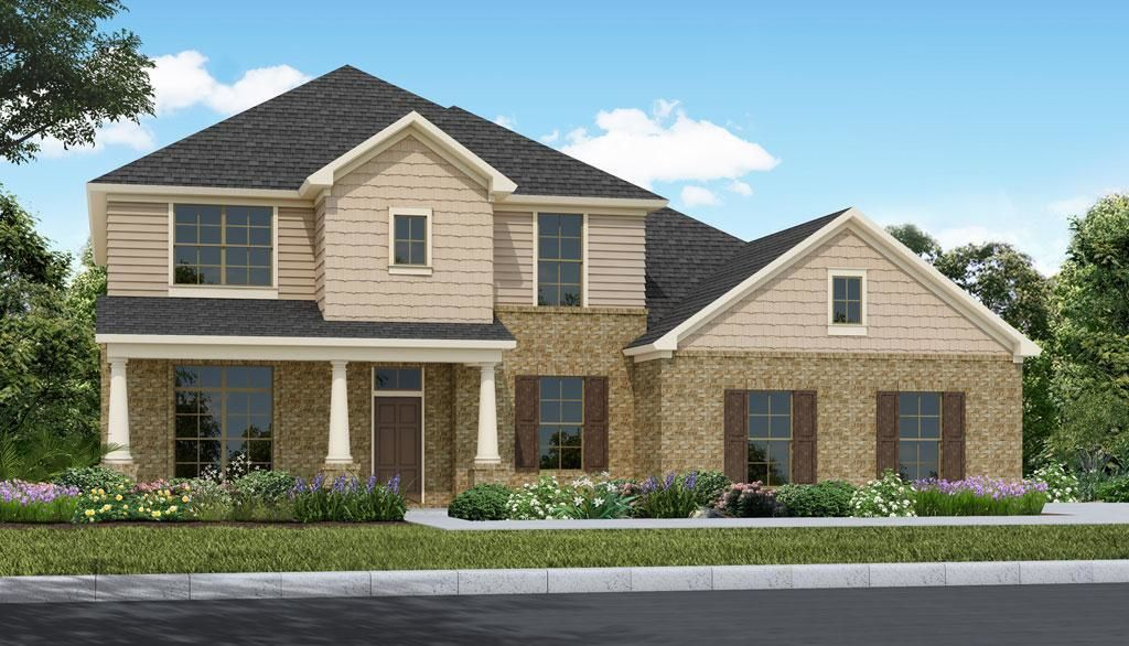 Ready To Build Home In The Ridge at Sturbridge Community