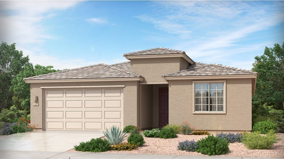 Move In Ready New Home In Mountain Vista Ridge 40s Collection Community
